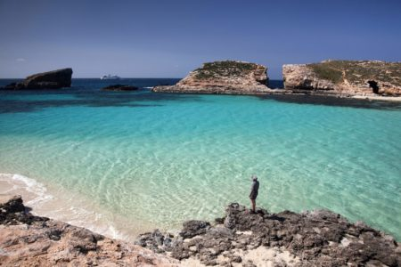 How to best explore Comino: with Solevela's Boat Charter!